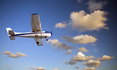 Curso teórico-práctico de avioneta moto velero con vuelo de 15 o 30 minutos desde 49€ en AeroExperience Escuela de Vuelo