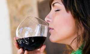 Luso Food and Wine: Wine Tasting with Appetizers for Two or Four at Luso Food and Wine (Up to 52% Off)