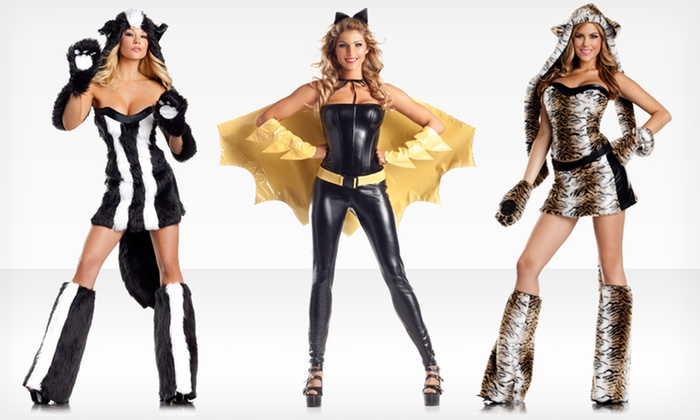 Women's Halloween Costumes: $99.99 for a Women's Halloween Costume ($154 List Price). Multiple Options Available. Free Shipping and Returns.