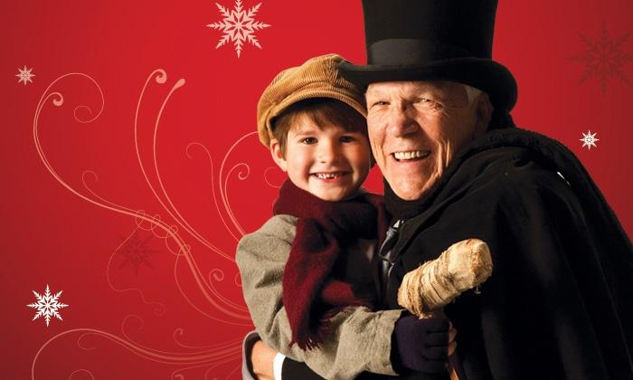 """A Musical Christmas Carol"" - Multiple Locations: ""A Musical Christmas Carol"" on December 4—6"