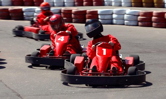 2 séances de karting dès 9,90 € chez Mistral Kart