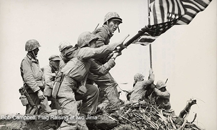 The Museum of Fine Arts, Houston - The Museum District: WAR/PHOTOGRAPHY Exhibit and Visit for Two or Four to The Museum of Fine Arts, Houston (Up to Half Off)