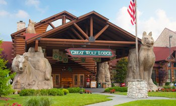 Great Wolf Lodge Water Park Resort in Virginia