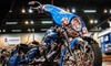 Progressive Motorcycle Shows - Advanstar Communications (IMS) - Second Ward: Progressive International Motorcycle Shows Admission Package for One or Two to on February 22, 23, or 24 (Up to 56% Off)