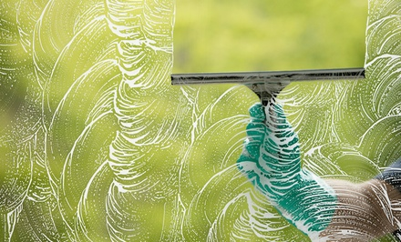 Exterior Window Cleaning for Up to 20, 30, 40, or 50 Panes from Sparkle Clean (Up to 65% Off)