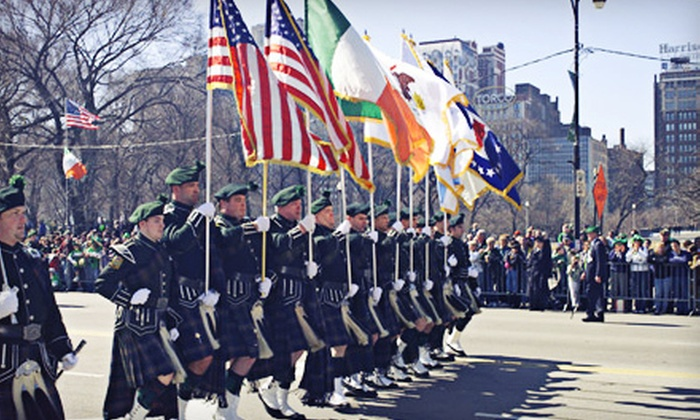 St. Patrick's Festival - Irish American Heritage Center: $18 for the St. Patrick's Festival for Two on Saturday, March 16, at Irish American Heritage Center ($30 Value)