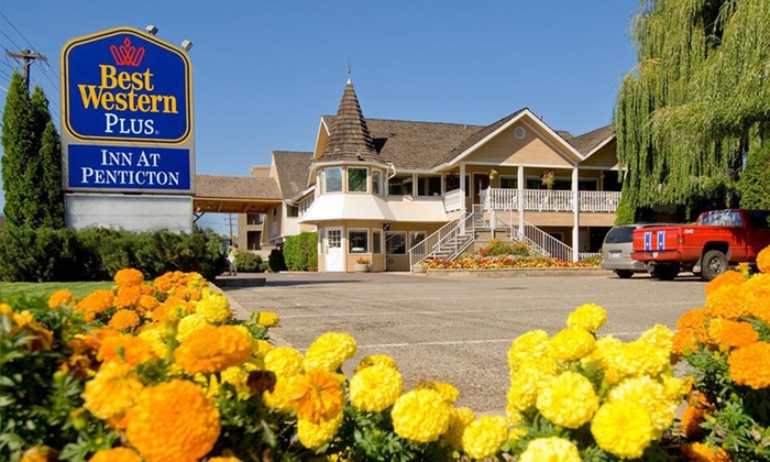 Best Western Plus Inn at Penticton  - Penticton: One- or Two-Night Stay with Option for Ski-Lift Passes at Best Western Plus Inn at Penticton