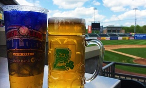 Beers around the Bases: Rockland Boulders vs. NYPD Baseball Game and Craft-Beer Festival on Saturday, May 14, at 2:30 p.m.
