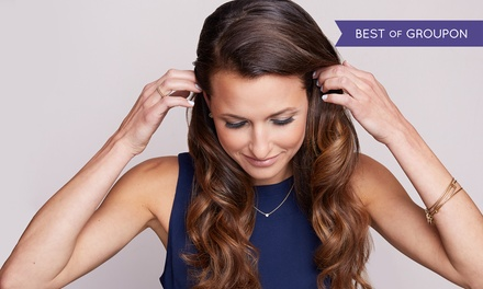 Cut and Blow-Dry by Senior Stylist at The Hair & Beauty Boutique (54% Off)
