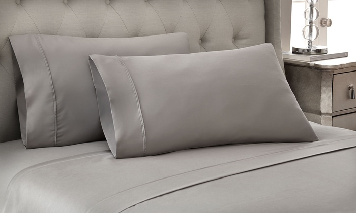 1 000 Thread Count Cotton Rich Hotel New York Sheet Set
