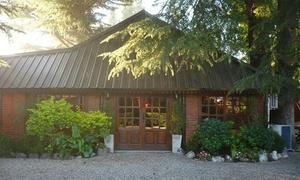El Rancho de Ezequiel: Desde $315 por día de campo para uno, dos o cuatro con parrillada + merienda + show en El Rancho de Ezequiel