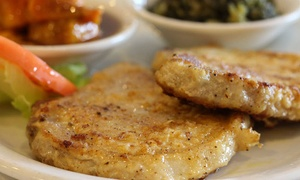 Charlotte Cafe: Sandwiches, Seafood, and Cafe Fare at Charlotte Cafe (Up to 50% Off). Three Options Available.