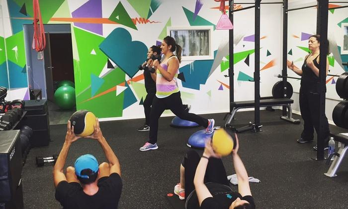 Balance Fitness Studio - Southwood: Six Weeks of Unlimited Boot-Camp Classes at Balance Fitness Studio (65% Off)