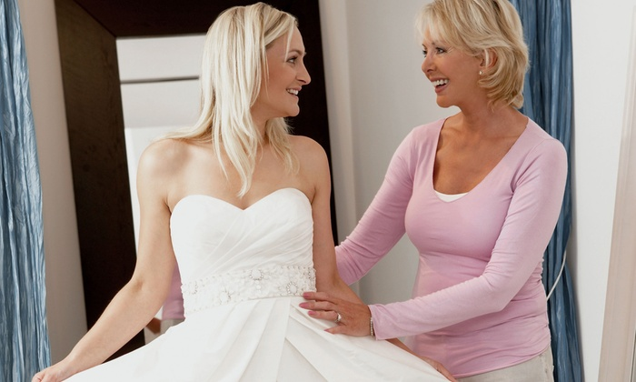 She's So Beautiful Consignment and Bridal Boutique - Dundas: C$25 for C$200 Toward Any Wedding Dress at She's So Beautiful Consignment and Bridal Boutique