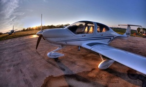 Take Off ATO: Vol découverte de 15, 30 ou 60 minutes dans un avion Diamond DA40 dès 49 € avec Take Off ATO