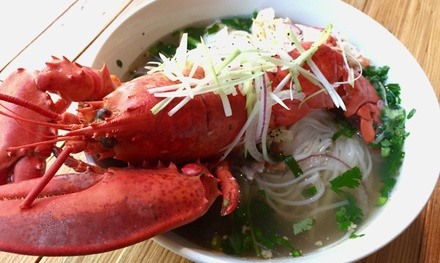 Asian Noodles and Vietnamese Cuisine at Pho Pho Pho Noodle Kitchen and Bar (40% Off)