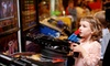 Bev & Wally's Family Fun Center - Multiple Locations: Arcade Tokens and Points at Bev & Wally's Family Fun Center and The Game Room (Up to 62% Off). Two Options Available