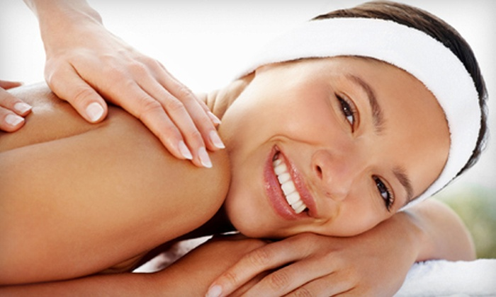 Elle Salon & Spa - Rochester: $32.99 for a One-Hour Therapeutic or Deep-Tissue Massage at Elle Salon & Spa ($60 Value)