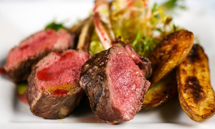 La P'Tite France - Norwood East: $30 for French Dinner Entrees for Two at La P'Tite France (Up to $56 Value)