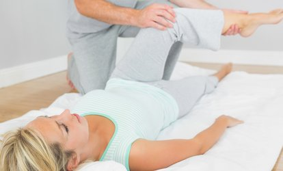 Physiotherapy Consultation and One or Two 30-Minute Treatments at Comfort Health (Up to 65% Off)