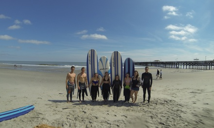 Up to 45% Off Surf Lesson & Board Rental at Jack's Surf Lessons and Board Rentals