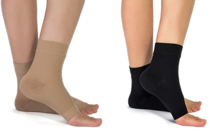 One, Two or Four Pairs of Plantar Fasciitis Socks