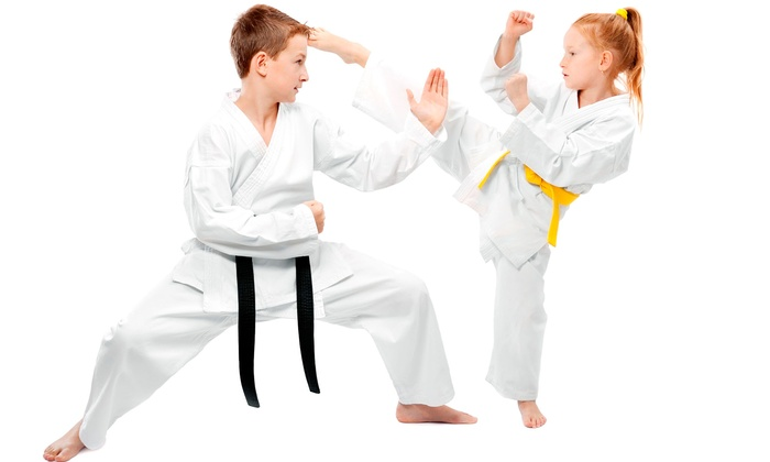 Broadwing Martial Arts - Kettering: Martial-Arts Classes for Adults or Kids at Broadwing Martial Arts (Up to 51% Off). Four Options Available.
