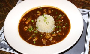 TACE Lounge: Up to 43% Off New Orleans cuisine in Tampa at TACE Lounge