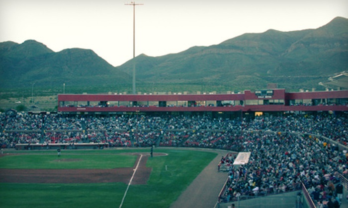 El Paso Diablos - El Paso: El Paso Diablos Game for Two at Cohen Stadium (Half Off). Two Seating Options Available.
