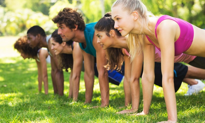 GTG Fitness Group - Dublin: Five Boot-Camp Classes at GTG Fitness Group (60% Off)