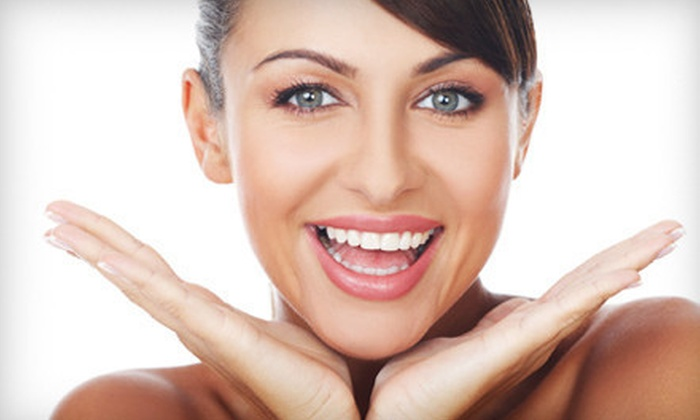 Smiling Bright - Summit Shores: 30- or 60-Minute In-Office Teeth-Whitening Session at Smiling Bright (Up to 76% Off)