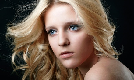 Haircut Packages at The Ivy Salon & Spa (Up to 55% Off). Three Options Available.