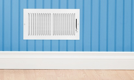 $39 for Air-Duct and Dryer-Vent Cleaning from Allied Heating ($349 Value)