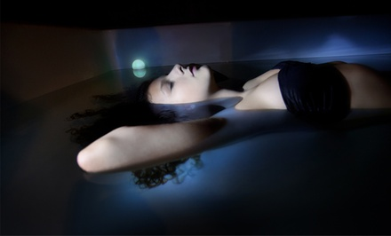 Two or Three Sensory-Deprivation Sessions at FLO2S (Up to 52% Off)