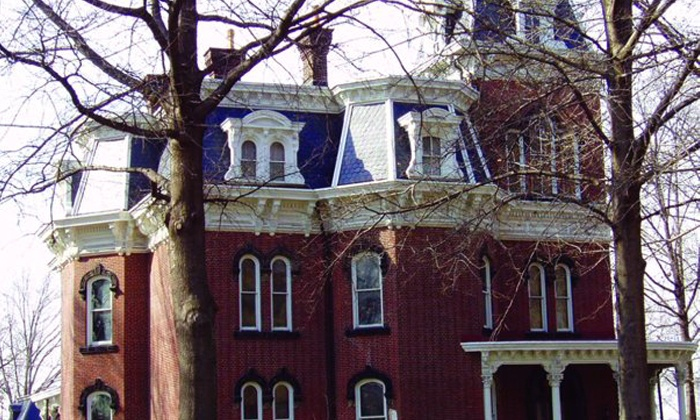 Hower House - University of Akron: Vintage Valentine Tour for Two, Four, or Six at Hower House (Up to 50% Off)