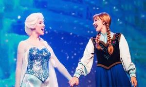 """A Very Frozen Musical Production"": ""A Very Frozen Musical Production"" at Dave and Buster's Showroom, June 20–September 26 (Up to 42% Off)"