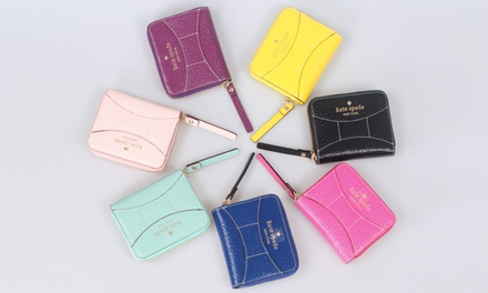 Groupon Fashion & Accessories Deal: $95 for a Kate Spade New York Wallet (worth $222). 6 Colours