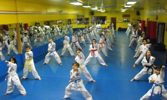 Champyon Taekwondo Usa - East Side: $31 for $70 Groupon — ChampYon Taekwondo USA