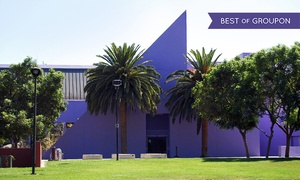 Childrens Discovery Museum: $15 for Two Museum Admissions at Children's Discovery Museum of San Jose ($26 Value)