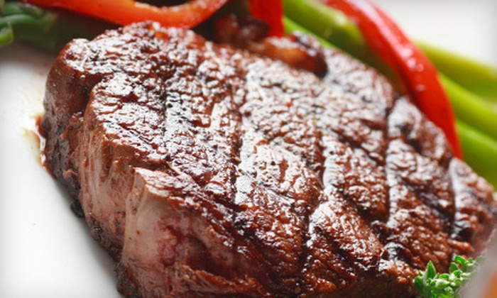The Willamette Valley Grill - Lansing: $17 for $35 Worth of Steaks and American Cuisine at The Willamette Valley Grill