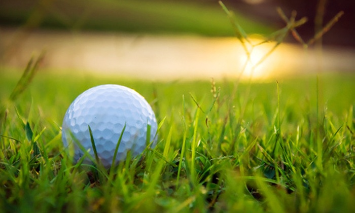 18 Mile Creek Golf Course - Hamburg: 18-Hole Round of Golf for Two or Four with Cart Rental at 18 Mile Creek Golf Course (Up to 55% Off)