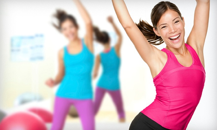 Spa Lady - Multiple Locations: 5 or 10 Women's Fitness Classes at Spa Lady (Up to 81% Off)