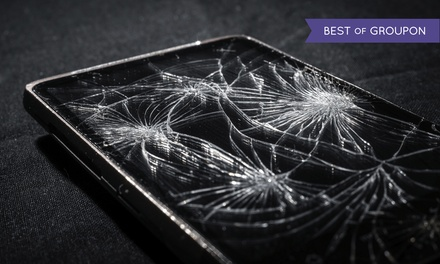 iPhone or iPad Screen Repair or $80 Toward Repair Services at Tech & Soup