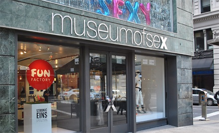Visit for Two, Four, or Six to the Museum of Sex (Up to Half Off)