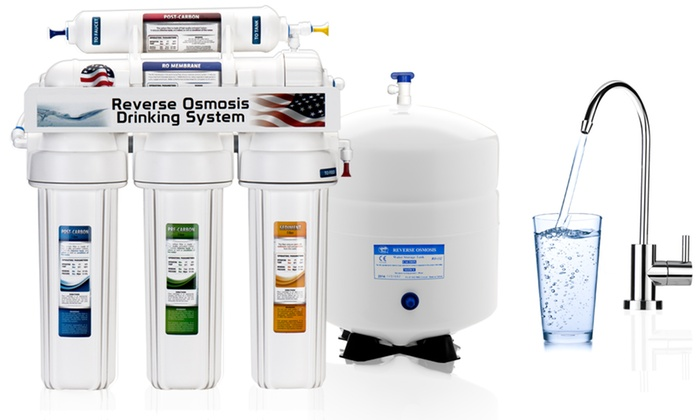 Express Water - Express Water: Filters and Parts or Any System at Express Water (50% Off). Two Options Available.