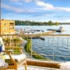 Luxe Resort on Shores of Lake Washington