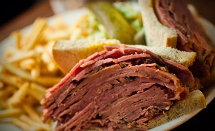 $30 Groupon to Dunn's Famous - Dunn's Famous in Ottawa