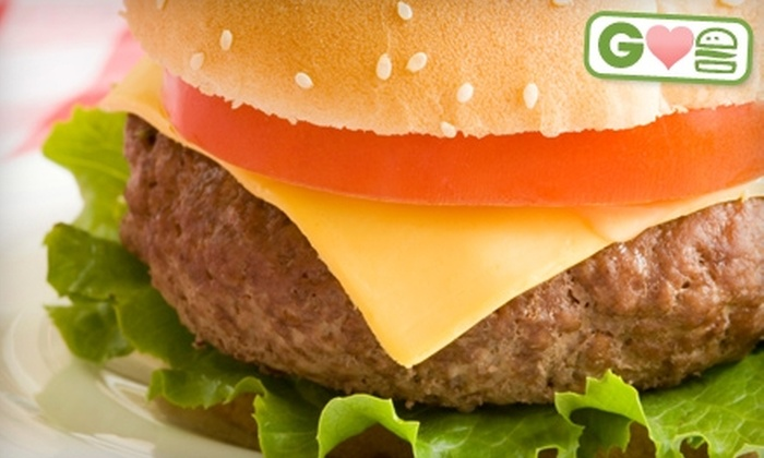 The Barley Room - Promenade: $7 for $15 Worth of Burgers and Drinks at The Barley Room