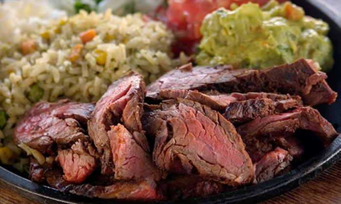 Salty Señorita  - Multiple Locations: $10 for Mexican Fare at Salty Señorita Fresh Mexican Restaurant & Cantina. Two Locations Available.
