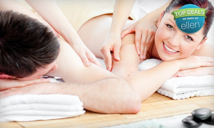 The Way of Massage - Downtown Columbia: $69 for a Couple's Mini Spa Package with Massage at The Way of Massage ($160 Value)